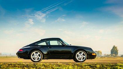 Porsche 993 C2 by Jsbfoto