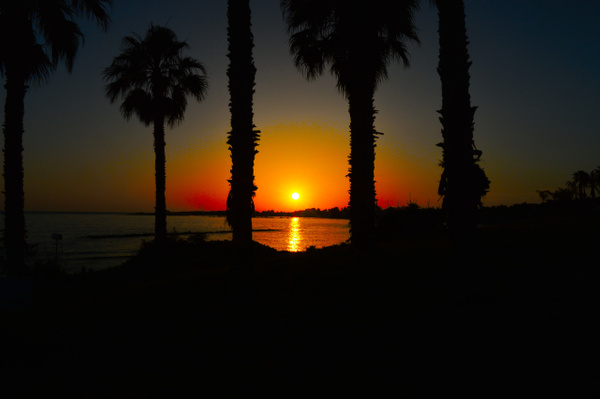 Cyprus Sunset by MikeGoffin