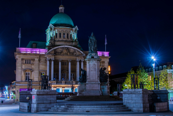 Hull city hall by MikeGoffin