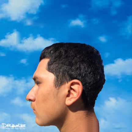 Nothing was the same album cover by JustinTruong