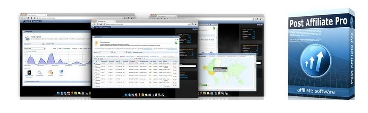 Affiliate link tracking software