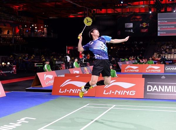 Shon Wan Ho, Hoppsmash by BadmintonSweden