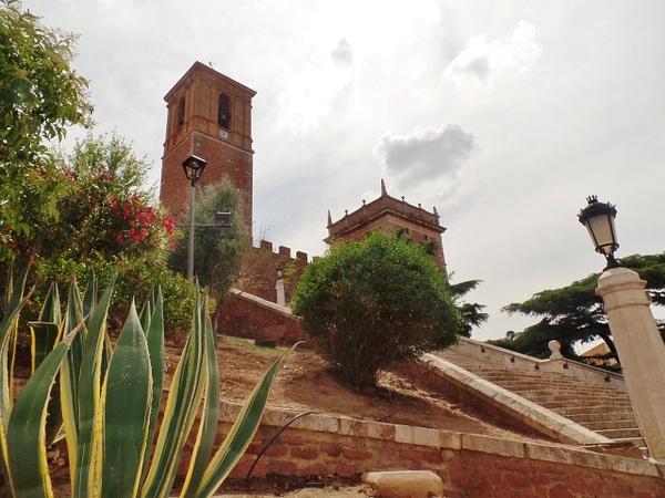 Monastery of El Puig by Henner Stollberg
