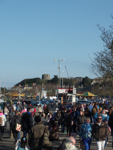 2016 03 20_Howth Prawn Festival by Henner Stollberg