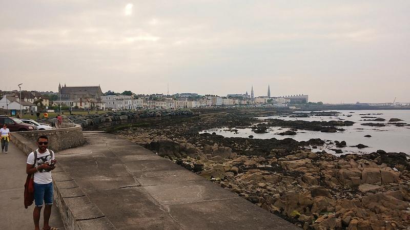 to Dun Laoghaire Marina