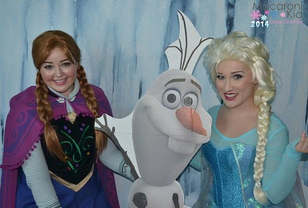 Frozen Party 08/30/2014 by RebeccaEicher