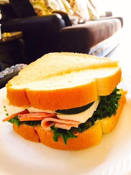 I'm a sandwich pro. by KarinaAguilar