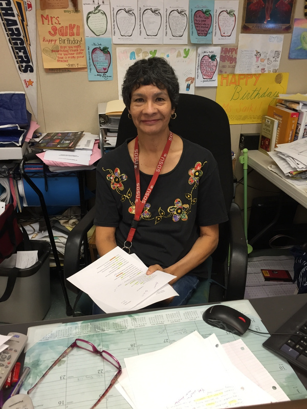 Mrs. Saiki