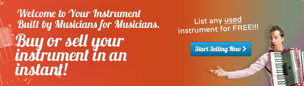 Buy or Sell Your New or Used Music Instruments by Sellmusicalinstruments