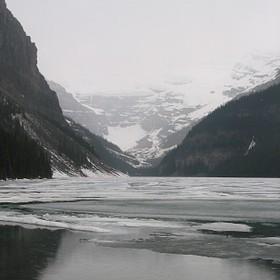 British Columbia mountain scenes