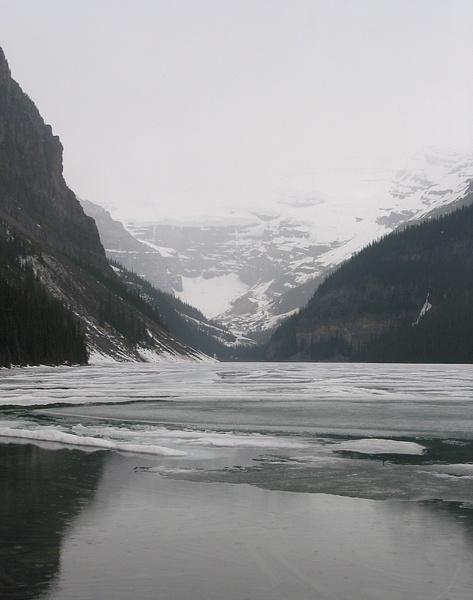 British Columbia mountain scenes by Locobob