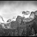 Yosemite B&W Review