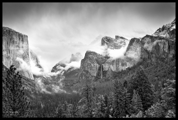 Yosemite B&W Review by JKWalser