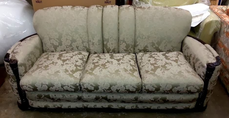 Lincoln Interiors reupholstery