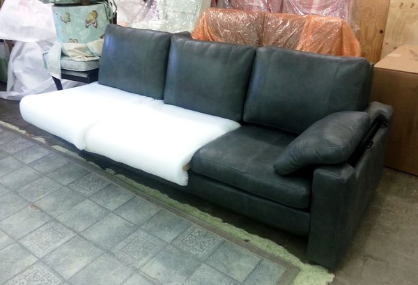 New Sectional by Lincoln Interiors