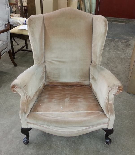 Before Niagara Upholstery by Lincoln Interiors