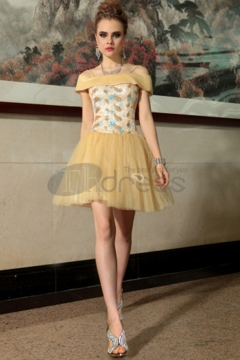 http://www.thdress.com/cute-dress-bateau-off-shoulder-sexylovely-short-prom-dresses-for-girls-6051-p15265.html by NarutoDonson