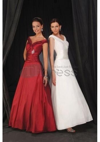 Bridesmaid-Dresses-V-neck-long-bridesmaid-dress-bmz_cache-5-5b17c34d4ec0adb1a3e0369c1db0c513.image.350x496 by RobeMode
