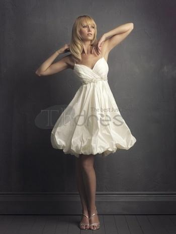 Short-Wedding-Dresses-spaghetti-straps-short-wedding-dresses-tea-length-bmz_cache-8-857c3e1ce19fed6bb830f05591004bcc.image.350x4 by RobeMode