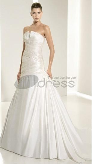 Strapless-Wedding-Dresses-satin-sweetheart-bodice-with-silhouette-new-strapless-wedding-dresses-bmz_cache-e-e292f1e281426ac69377 by RobeMode