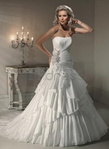 Vintage-Wedding-Dresses-Strapless-Bodice-A-line-2012-Hot-Sell-Corset-vintage-wedding-dresses-bmz_cache-f-f0af184efa90a2403402882 by RobeMode