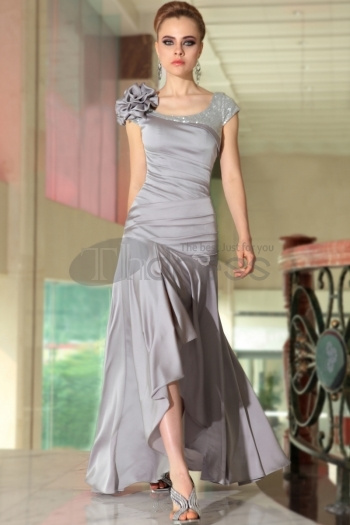 Dresses-in-Stock-beautiful-mermaid-prom-dresses-grey-sheath-scoop-neckline-tea-length-mother-of-the-groom-dresses-6066-bmz_cache by RobeMode