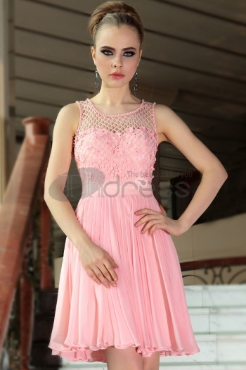 Dresses-in-Stock-new-arrival-high-quality-pink-short-homecoming-dresses-with-applique+pearl-6058-bmz_cache-6-6b0d067482765ce257b by RobeMode