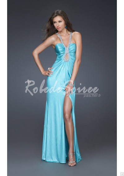 Robe-de-Soirée-Sexy-Encolure-bretelles-avec-Charmeuse-Robe-de-colonne-halter-perlé-B-bmz_cache-7-767d9926884840939eb38f06226da65 by RobeMode