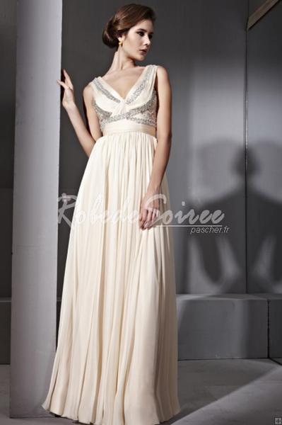 Robe-de-Soirée-Sexy-A-ligne-V-cou-Robe-de-soirée-tencel-perles-Beige-bmz_cache-4-441a97540d9118332750a50e99b74601.image.400x601 by RobeMode