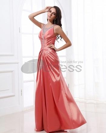 Long-Evening-Dresses-Beading-Halter-Neckline-Floor-Length-Pleated-Taffeta-Woman-Evening-Dress-bmz_cache-d-de16fc06eafd324740376f by RobeMode