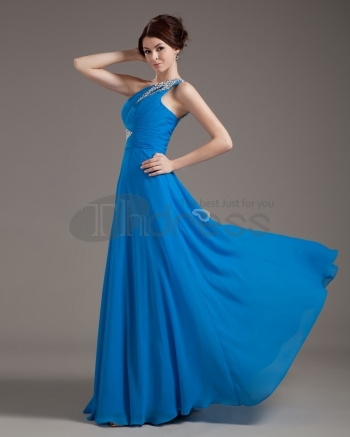 Long-Evening-Dresses-One-Shening-Dressesoulder-Chiffon-Pleated-Beading-Floor-Length-Plus-Size-Evening-Dresses-bmz_cache-4-4e840c by RobeMode
