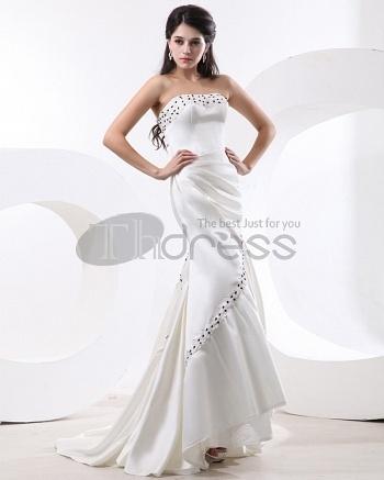 Long-Evening-Dresses-Ruffle-Charmeuse-Strapless-Beading-Floor-Length-Evening-Dress-bmz_cache-1-16358587fdbc3be2fad1a987b2937568. by RobeMode