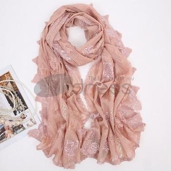 Silk-Scarves-Ladies-new-leaf-embroidery-long-scarf-bmz_cache-f-f30ee37c82fbbcb691dffa0e145cae4a.image.350x350 by RobeMode