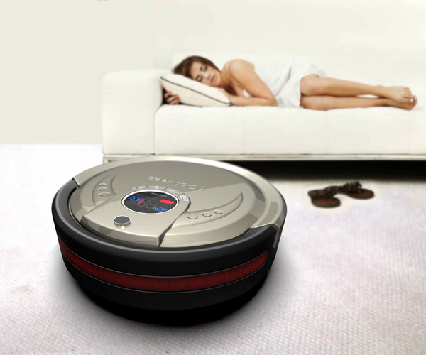 Robot Vacuum Cleaner and Mop: bObi by bObsweep by Thomaspotts44