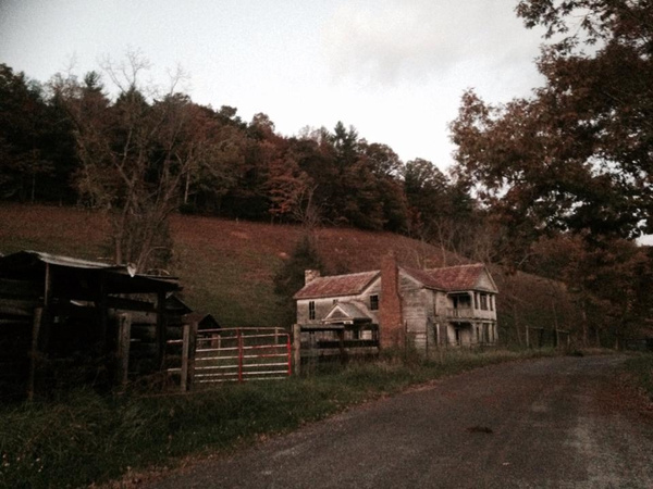 Old house by NancyBrown