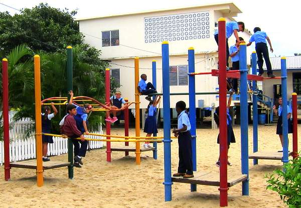 Image result for playground in belize