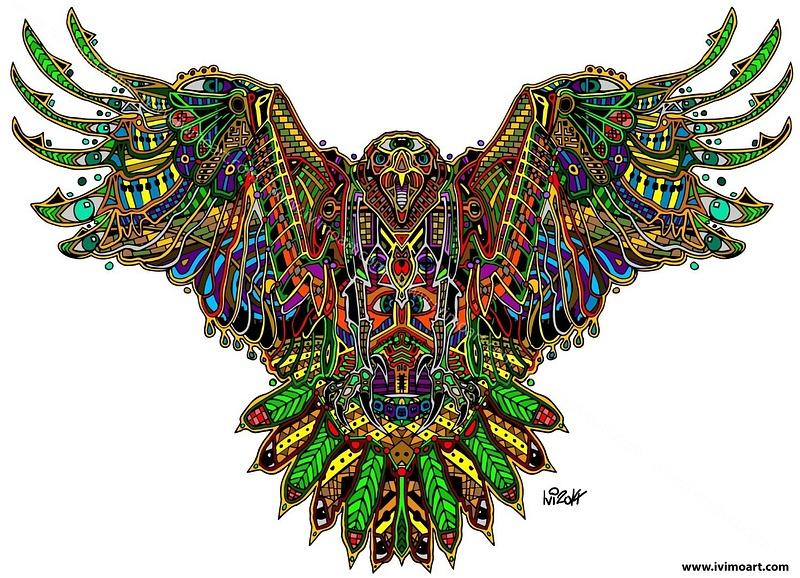 Pineal Eagle