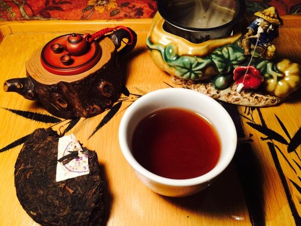 2007 Seven Color Pu erh by Parsifal