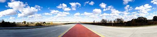 Kearney, Nebraska clouds by MichaelPrince