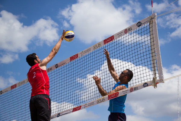 TVF Pro Beach Volleyball Tour 2014, Ankara - 3. Gün (31-05-2014) by Mike van der Lee