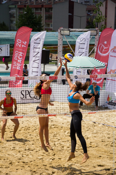 TVF Pro Beach Tour 2014 - Ankara, 3. Gün by Mike van der Lee