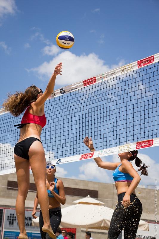 TVF Pro Beach Tour 2014 - Ankara, 3. Gün
