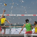 TVF Pro Beach Volleyball Tour 2014, Ankara - 1. Gün (29-05-2014)