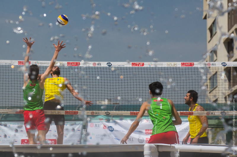 TVF Pro Beach Tour 2014 - Volleyball
