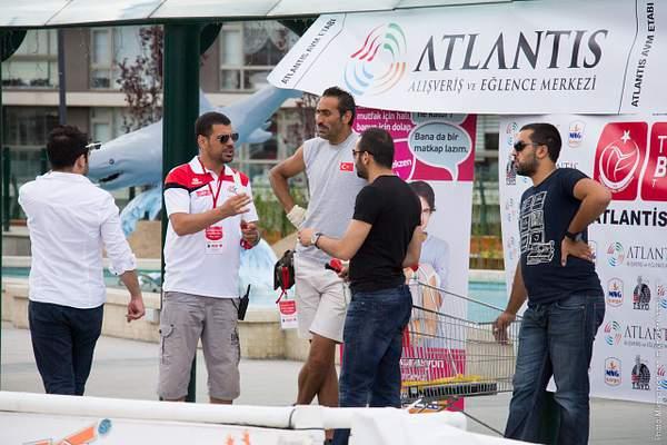 TVF Pro Beach Tour 2014 - Ankara, 1. Gün