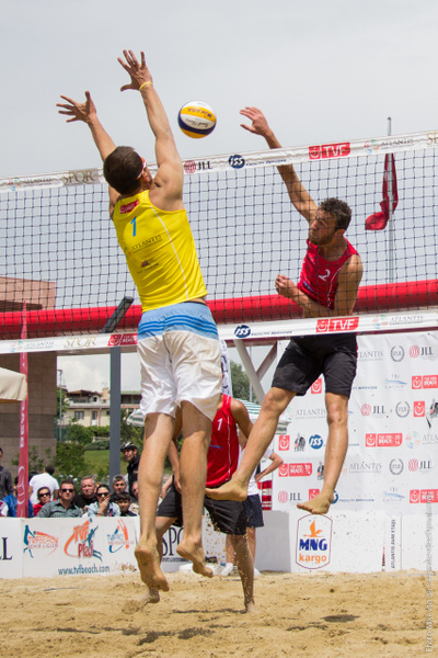TVF Pro Beach Tour 2014, Ankara - 4. Gün by Mike van der Lee