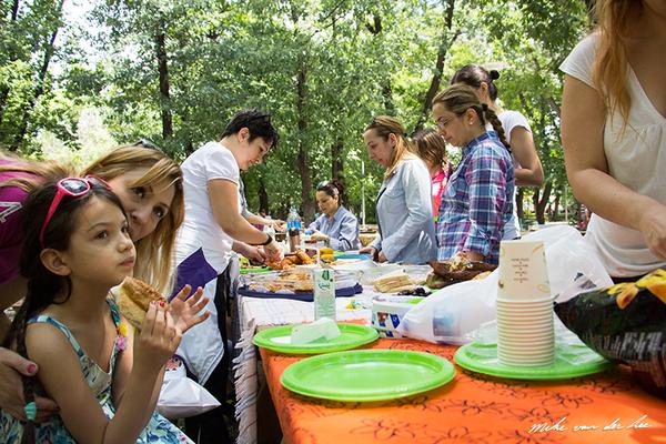 Kitap Ağacı Ankara, Kuğulu Parkı, 22 Haziran 2014 by Mike van der Lee