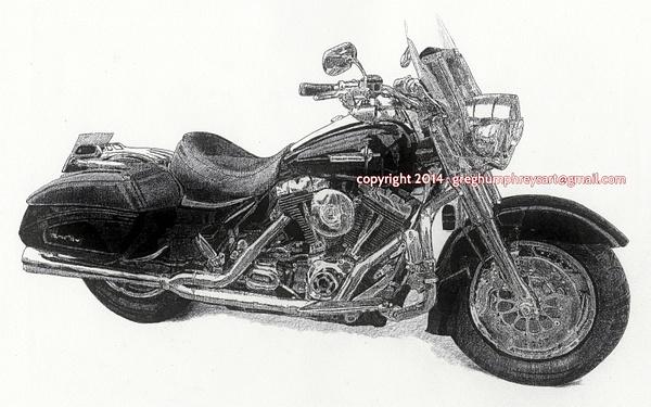 Harley by GregoryHumphreys
