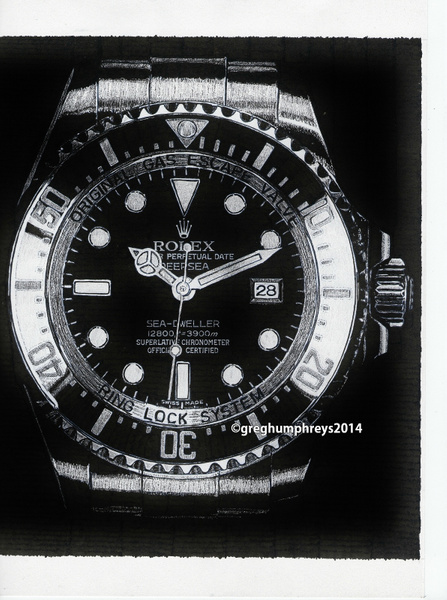 ROLEX DSSD by GregoryHumphreys
