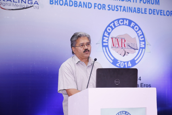 Shri. Savitur Prasad, Principal Integrated Financial Adviser (Army) - Govt. of India by Varindia